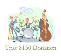 Trio Trophy Sponsor
